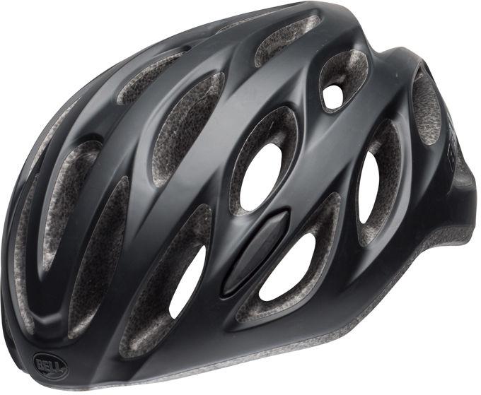 BELL TRACKER R - BEL-7095369 - kask rowerowy czarny matt Rozmiar: 54-61,BELL TRACKER R - BEL-7095369- czarny matt