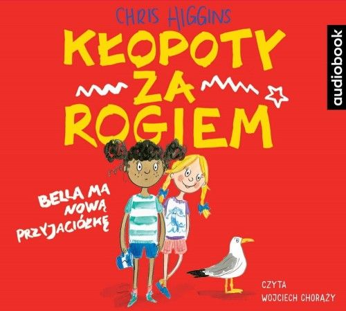 Kłopoty za rogiem Chris Higgins Audiobook mp3 CD