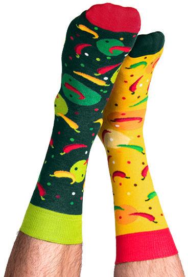 Skarpety kolorowe z serii X-press Yourself Chill(i)out