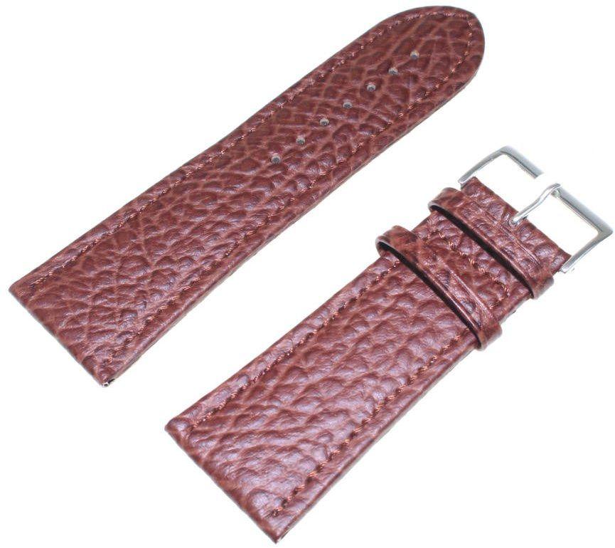 Skórzany pasek do zegarka 30 mm JVD R22002-30