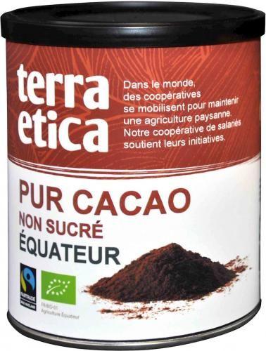 Kakao FAIR TRADE BIO 200 g Terra Etica