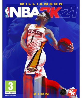 Gra Xbox Series NBA 2K21