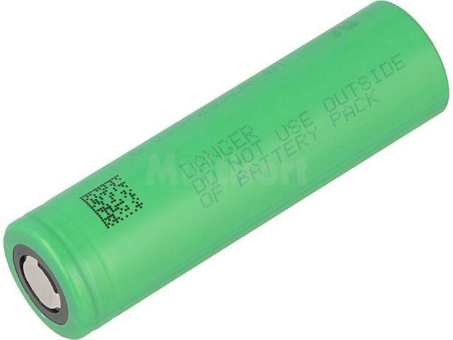 Akumulator Li-Ion MR18650 3,7V 3000mAh fi18,5x65,2mm 10A