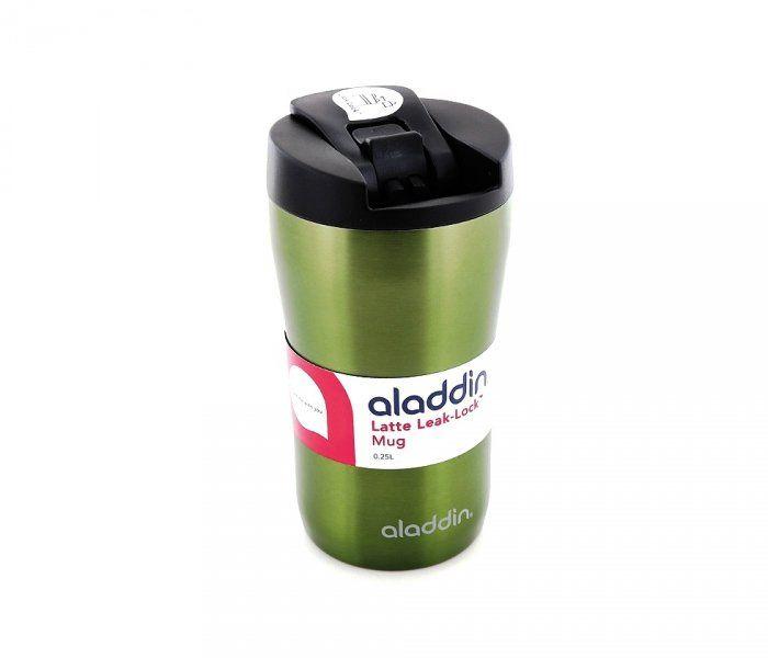 Kubek termiczny Aladdin Latte Leak-Lock 250 ml (zielony)