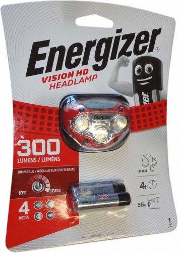 Latarka Energizer Vision HD 300 lumenów