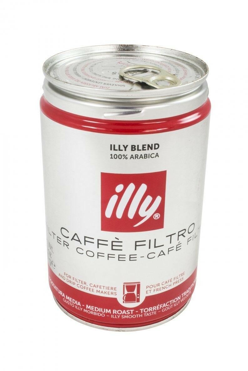 Illy Filtered 250g Kawa mielona