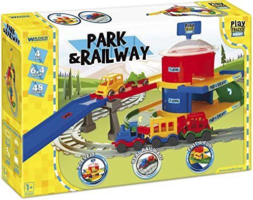 Play Tracks Railway stacja kolejowa