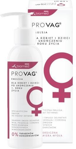 prOVag emulsja specjalistyczna do higieny intymnej 150 ml