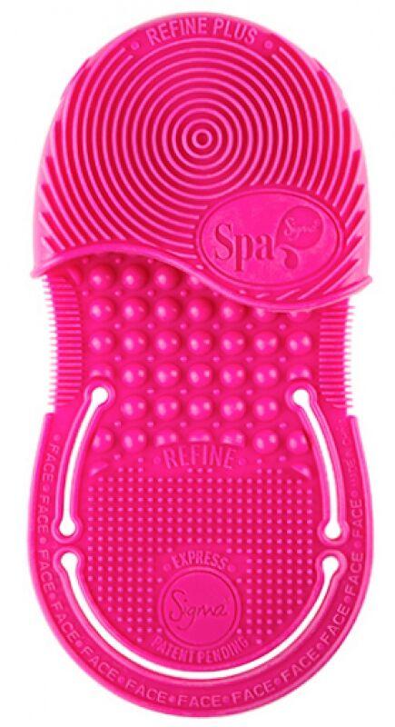 Sigma - SPA  EXPRESS BRUSH CLEANING GLOVE - Silikonowa rękawica do czyszczenia pędzli