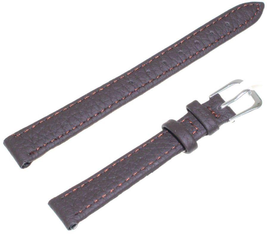 Skórzany pasek do zegarka 12 mm JVD R22902-12
