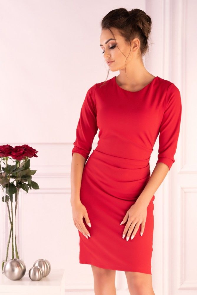 Shanyan Red sukienka