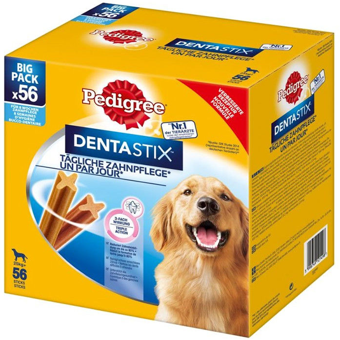 Pedigree Dentastix Large 56-pack (8x270g)