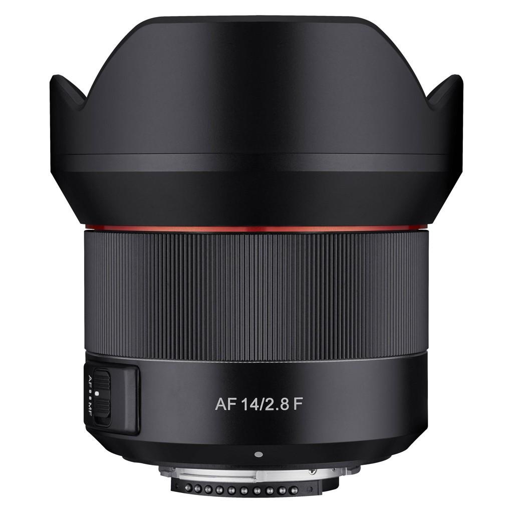 Obiektyw Samyang AF 14mm F2.8 Nikon F