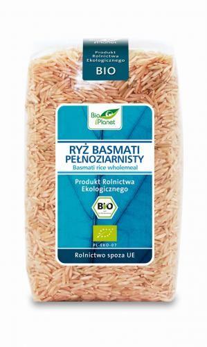 ryż basmati pełnoziarnisty BIO 500g Bio Planet