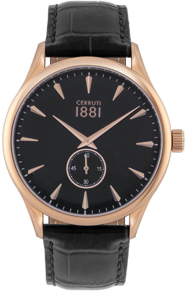Zegarek Cerruti 1881 CRA24002 CLUSONE - CENA DO NEGOCJACJI - DOSTAWA DHL GRATIS, KUPUJ BEZ RYZYKA - 100 dni na zwrot, możliwość wygrawerowania dowolnego tekstu.