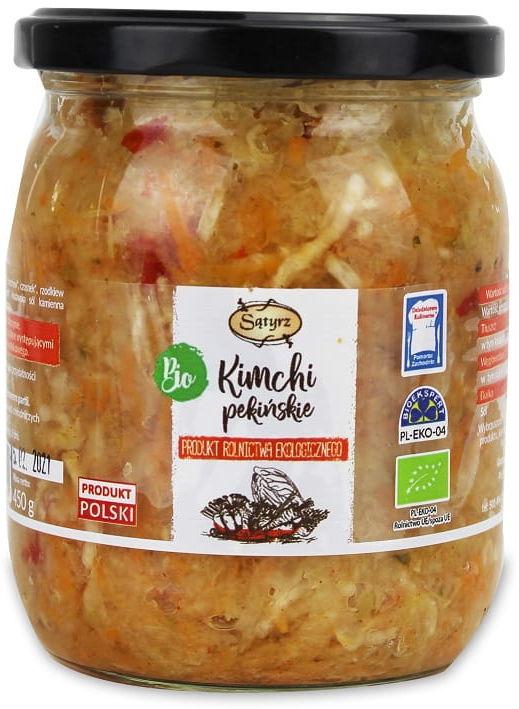 Kimchi pekińskie bio 450 g - sątyrz