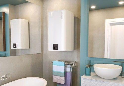 Elektryczny ogrzewacz wody 150 L Atlantic Cube
