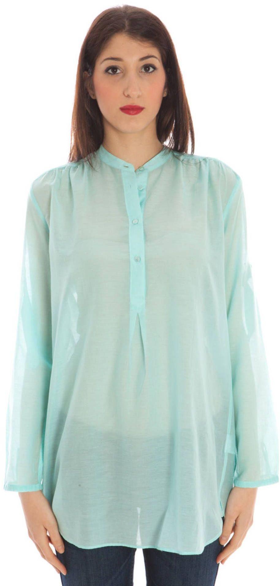 Koszula GANT z długim rękawem dla kobiet
