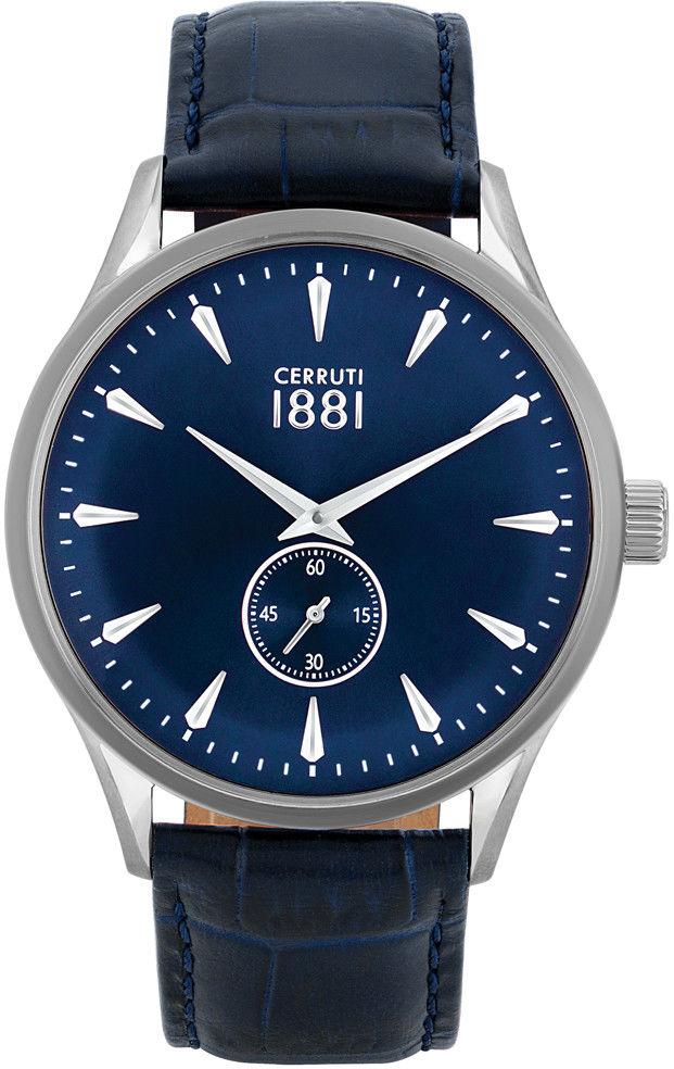 Zegarek Cerruti 1881 CRA24004 CLUSONE - CENA DO NEGOCJACJI - DOSTAWA DHL GRATIS, KUPUJ BEZ RYZYKA - 100 dni na zwrot, możliwość wygrawerowania dowolnego tekstu.