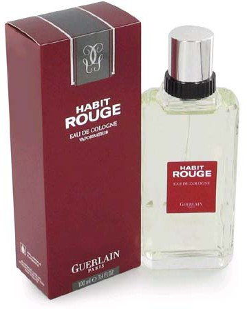 Guerlain Habit Rouge - męska EDT 200 ml