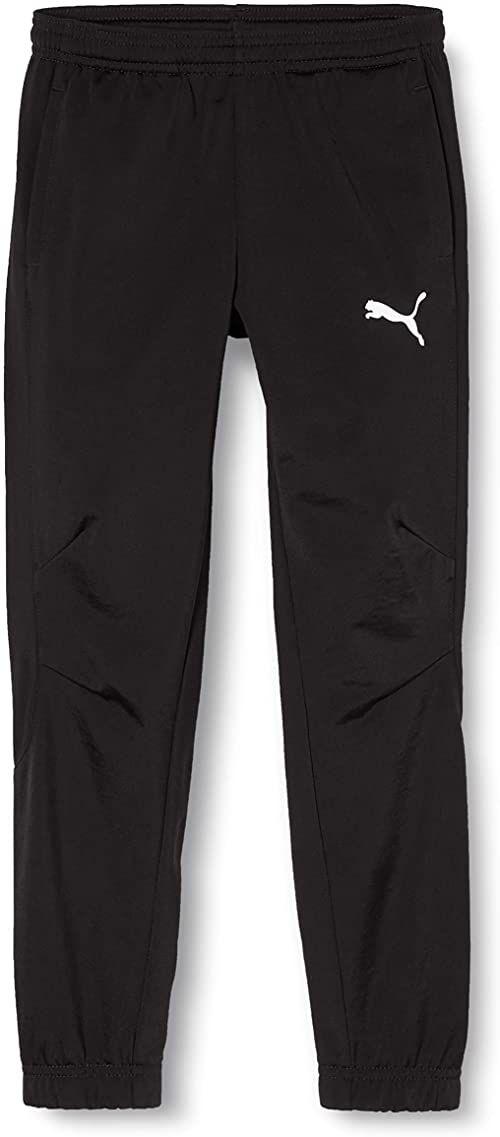 PUMA męskie spodnie dresowe Liga Sideline Poly Core Jr Puma Black-puma White 116