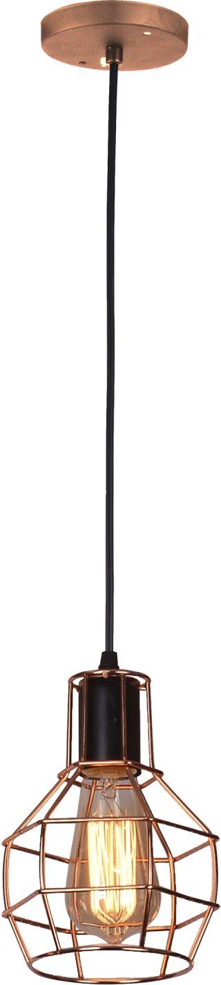 Lampa wisząca Carron AZ1659 AZzardo dekoracyjna oprawa w nowoczesnym stylu