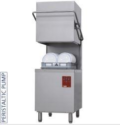 Zmywarka kapturowa kosz 500x500mm 6500 W 400-230V/3N 50Hz 710x800x(H)1530/2010mm