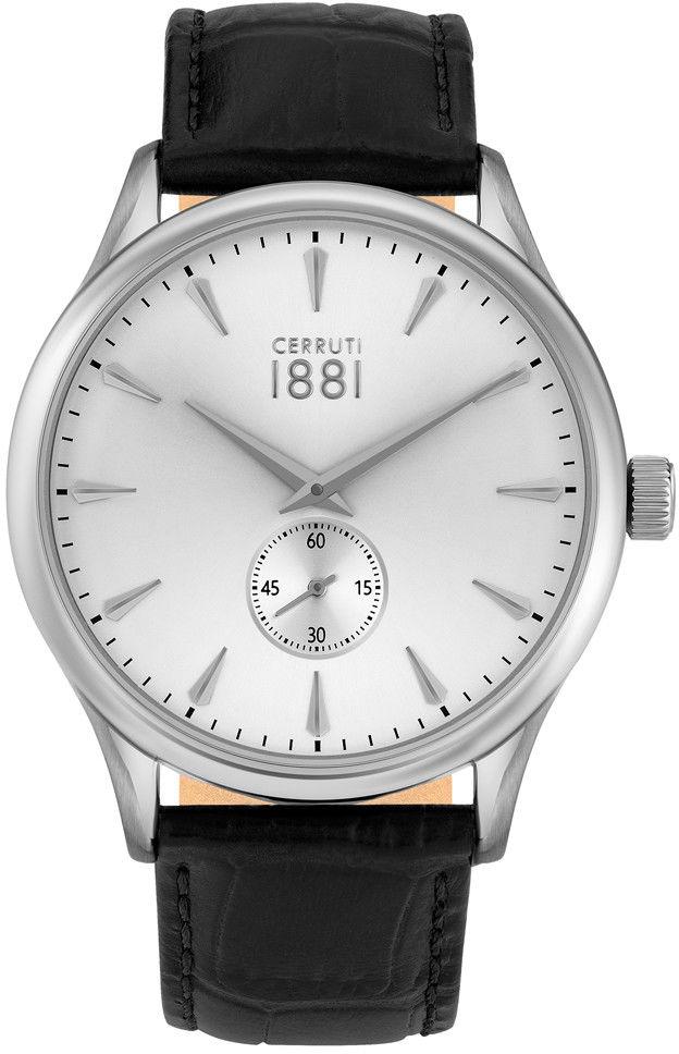 Zegarek Cerruti 1881 CRA24005 CLUSONE - CENA DO NEGOCJACJI - DOSTAWA DHL GRATIS, KUPUJ BEZ RYZYKA - 100 dni na zwrot, możliwość wygrawerowania dowolnego tekstu.