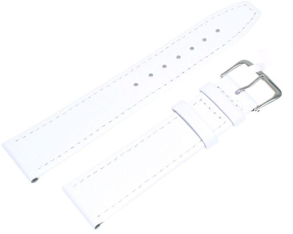 Skórzany pasek do zegarka 20 mm JVD R23004-20
