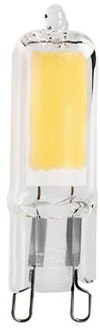 Żarówka LED 2W G9 GLASS LED 2W-WW 200lm 3000K 26630