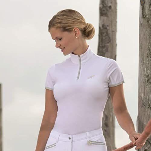 HKM Mondiale koszulka turniejowa biała XL