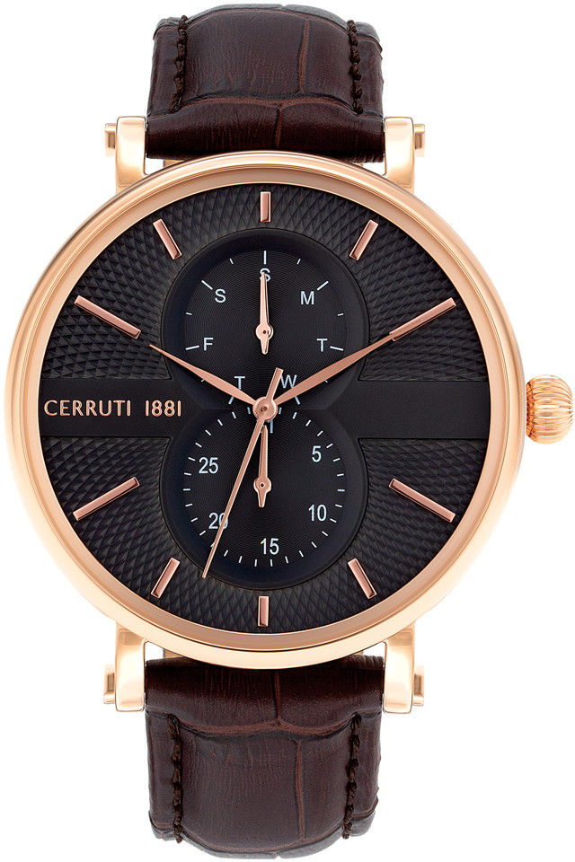 Zegarek Cerruti 1881 CRA26002 SCORRANO - CENA DO NEGOCJACJI - DOSTAWA DHL GRATIS, KUPUJ BEZ RYZYKA - 100 dni na zwrot, możliwość wygrawerowania dowolnego tekstu.