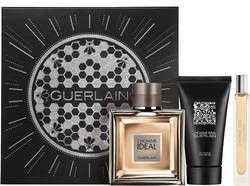 Guerlain L''Homme Ideal żel pod prysznic 75ml + miniaturka 10ml + woda perfumowana - 100ml - Darmowa Wysyłka od 149 zł