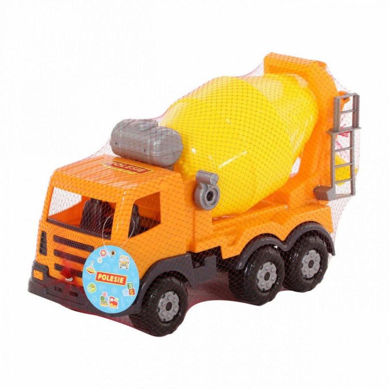 Samochód - betoniarka Prestiż