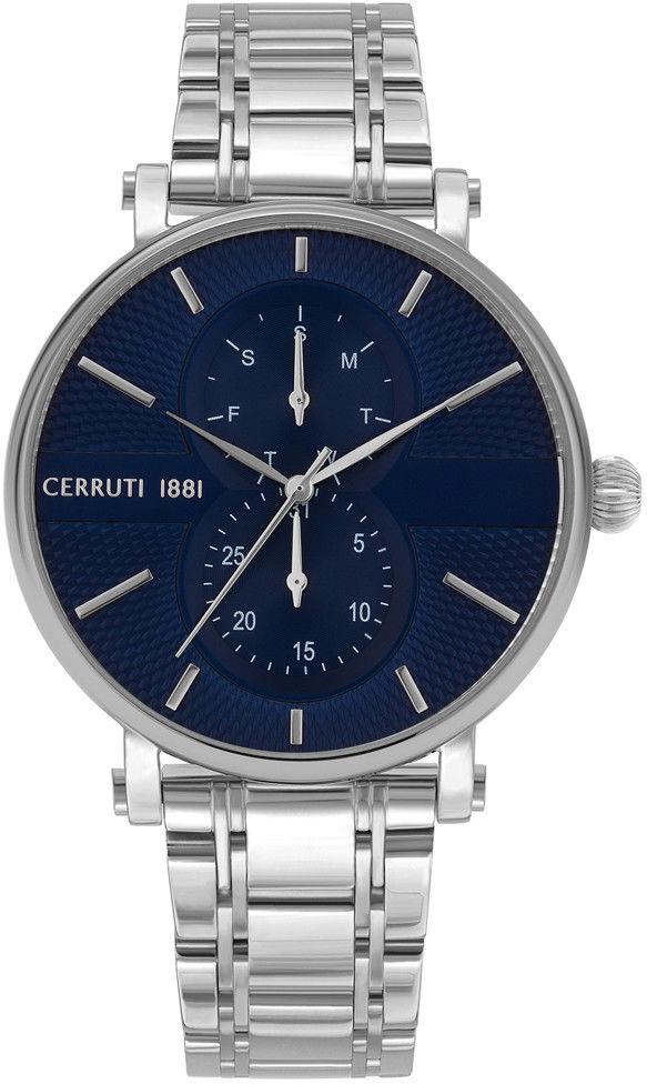 Zegarek Cerruti 1881 CRA26006 SCORRANO - CENA DO NEGOCJACJI - DOSTAWA DHL GRATIS, KUPUJ BEZ RYZYKA - 100 dni na zwrot, możliwość wygrawerowania dowolnego tekstu.