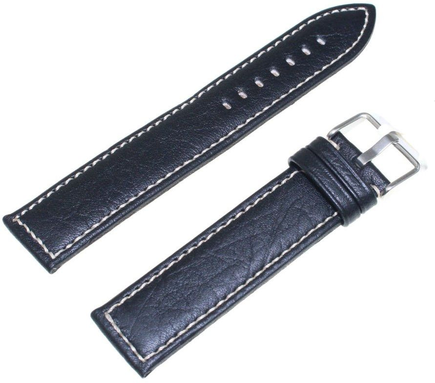 Skórzany pasek do zegarka 20 mm JVD R22601-20