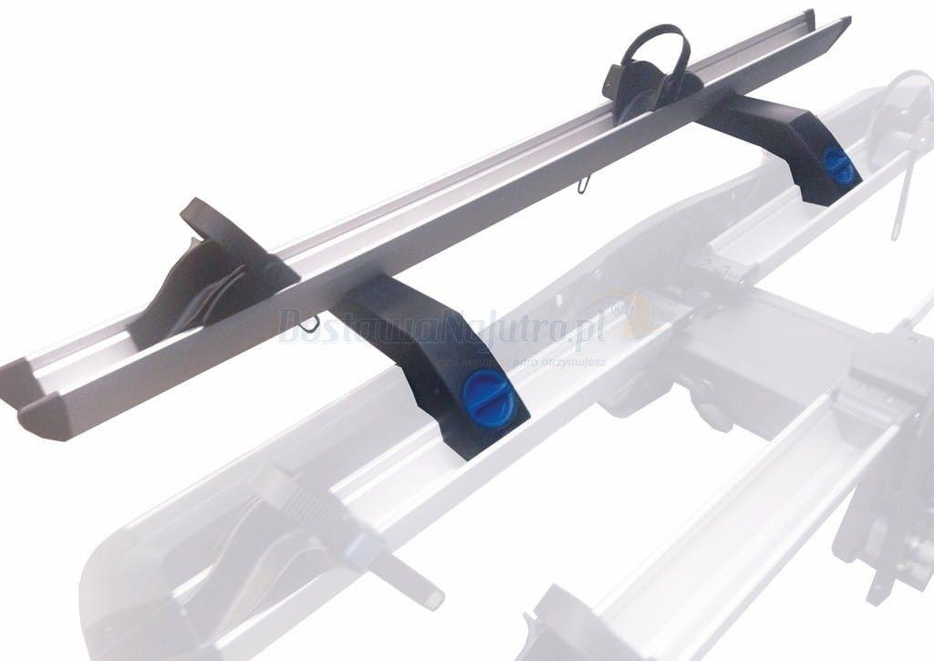Dostawka na trzeci rower do bagażników XLC Azura Easy i Azura Xtra LED