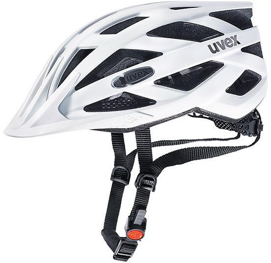 Kask rowerowy UVEX I-vo cc biały mat Rozmiar: 56-60,uvex-i-vo-cc-white