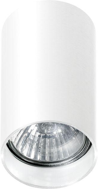 Plafon Mini Round AZ1706 AZzardo nowoczesna oprawa w kolorze białym