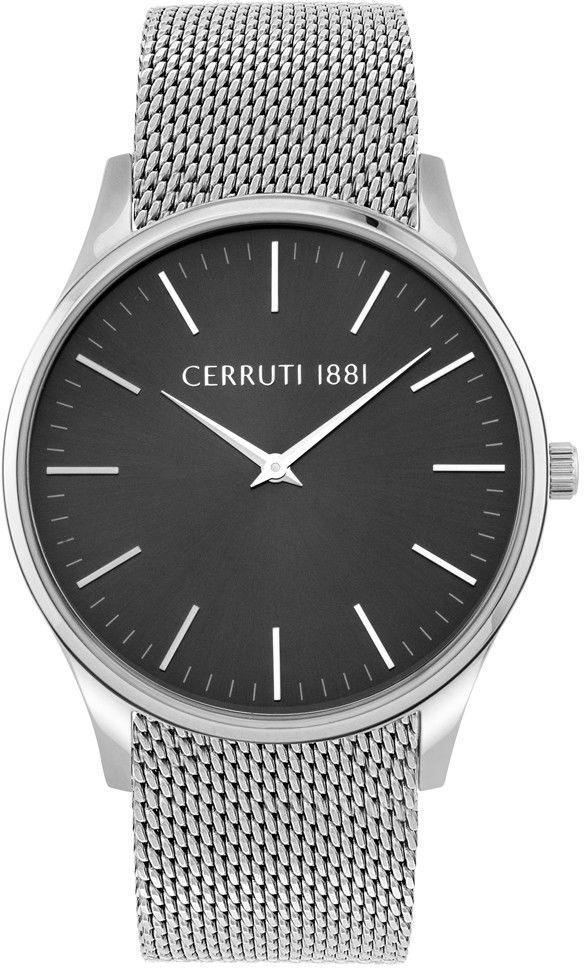 Zegarek Cerruti 1881 CRA26201 CANICE - CENA DO NEGOCJACJI - DOSTAWA DHL GRATIS, KUPUJ BEZ RYZYKA - 100 dni na zwrot, możliwość wygrawerowania dowolnego tekstu.