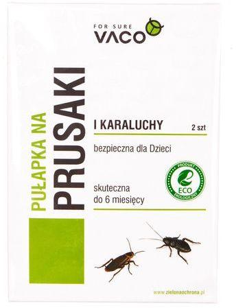 ECO Pułapka na prusaki i karaluchy 2szt. DV3