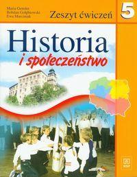 Historia i społeczeństwo kl.5-zeszyt ćwiczenia