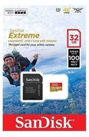 Karta pamięci micro SDXC - 128GB 160/90MB/s Sandisk Extreme