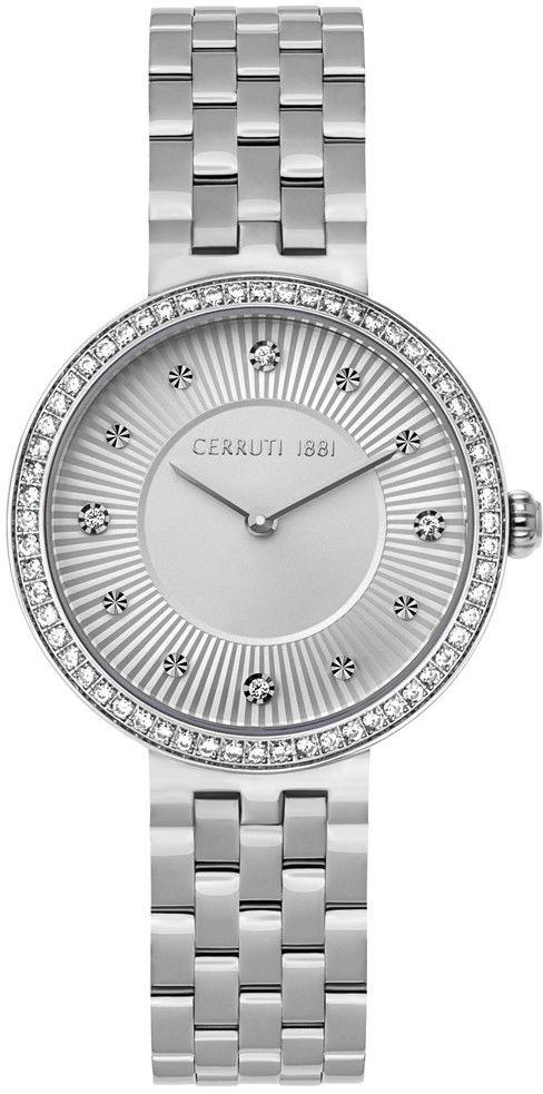 Zegarek Cerruti 1881 CRM21701 VALFLORIANA - CENA DO NEGOCJACJI - DOSTAWA DHL GRATIS, KUPUJ BEZ RYZYKA - 100 dni na zwrot, możliwość wygrawerowania dowolnego tekstu.