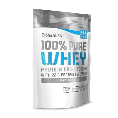 100% Pure Whey 454g