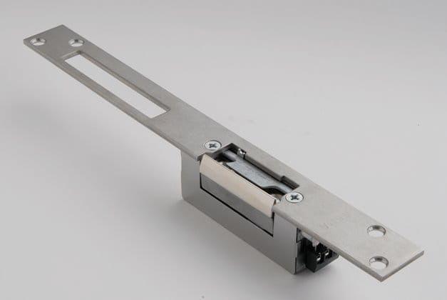 Elektrozaczep rewersyjny 24V z mikroprzełącznikiem Yale YB37-24D-LR
