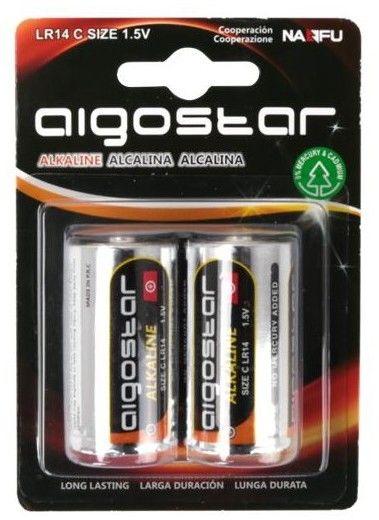 2x Bateria Aigostar LR14 (alkaliczna)