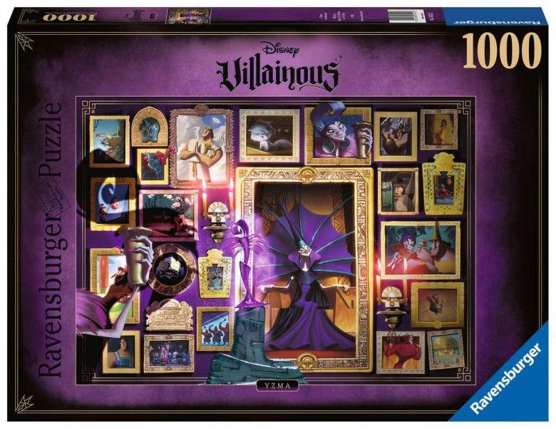 Puzzle 1000el Villainous. Yzma 165223 RAVENSBURGER (RAP 165223)