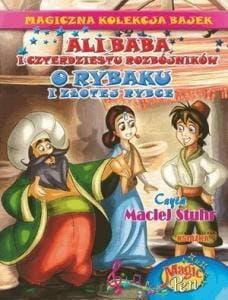 Ali Baba i czterdziestu rozbójników O rybaku i złotej rybce