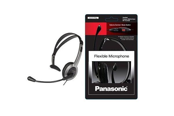 Panasonic RP-TCA430 Zestaw nagłowny na jedno ucho
